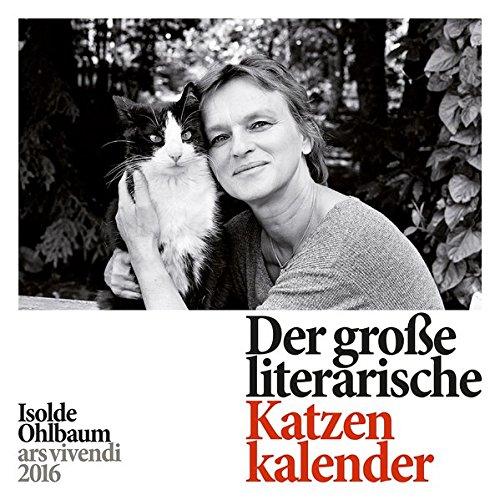 9783869135229: Der gro�e literarische Katzenkalender 2016