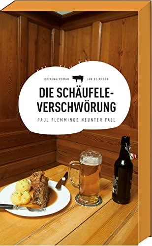 9783869137575: Die Schäufele-Verschwörung: Paul Flemmings neunter Fall