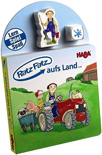 9783869140155: Ratz-Fatz auf's Land