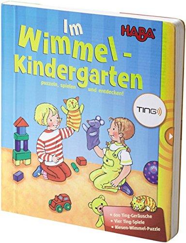 9783869140575: TING - Im Wimmelkindergarten