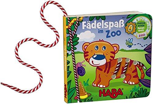 9783869140919: Fädelbuch - Fädelspaß im Zoo