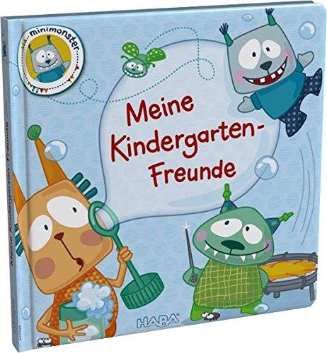 9783869140988: Freundebuch: Minimonster - Meine Kindergarten-Freunde