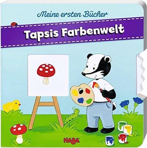 Meine ersten Bücher - Tapsis Farbenwelt: Sandra Grimm