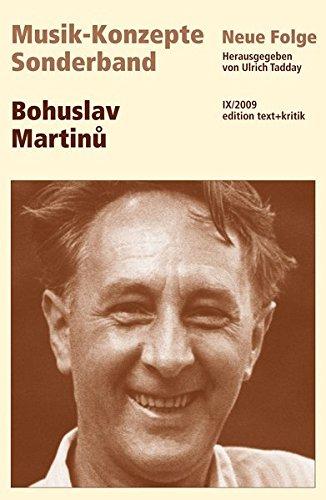 Bohuslav Martinu (Paperback): Sandra Bergmannová, Klaus