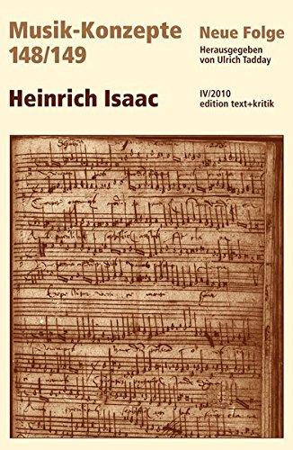 9783869160566: Heinrich Isaac