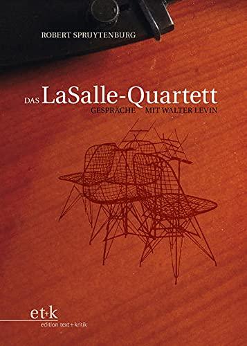 Das LaSalle-Quartett: Robert Spruytenburg