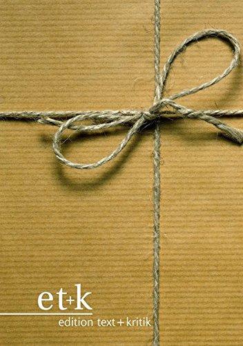 Buchpaket: Rolf Tiedemann: Rolf Tiedemann