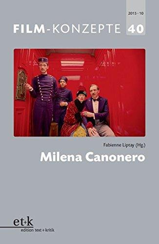 9783869164489: Milena Canonero