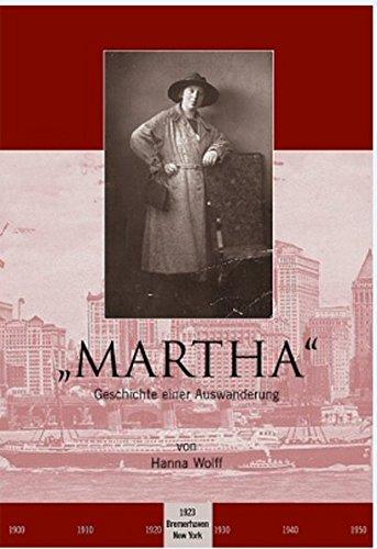 9783869182025: Martha