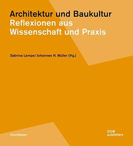 Architektur und Baukultur
