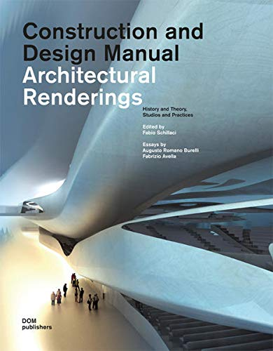 9783869221090: Architectural Renderings: Construction and Design Manual