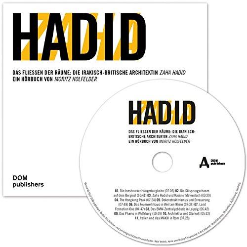 9783869221229: Zaha Hadid: Das Fließen der Räume
