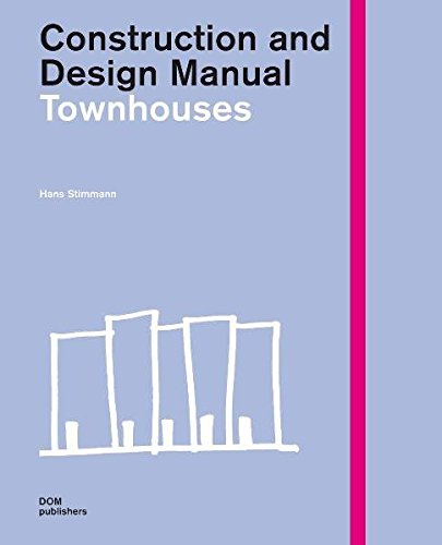 9783869221441: Townhouses (Construction and Design Manual)