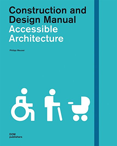 9783869221700: Accessible Architecture (Construction and Design Manual)