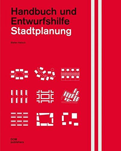 9783869221823: Stadtplanung. Handbuch und Entwurfshilfe