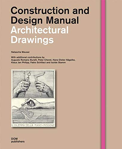 Architectural Drawings (Hardcover): Natascha Meuser