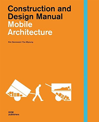 9783869222189: Mobile Architecture (Construction and Design Manual)