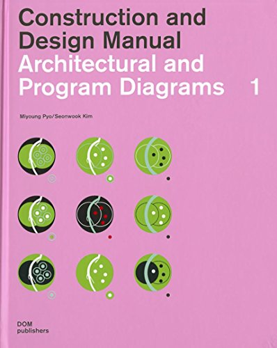 9783869222226: Architectural and Program Diagrams (Construction and Design Manual)