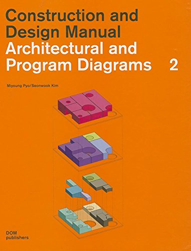 9783869222349: Architectural and Program Diagrams 2 (Construction and Design Manual)