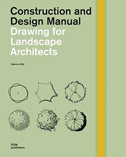 9783869223445: Drawing for Landscape Architects