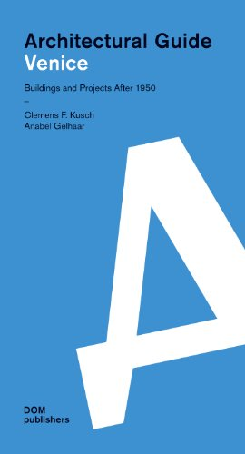 Architectural Guide Venice: Architectural Guide (Paperback): Clemens F. Kusch