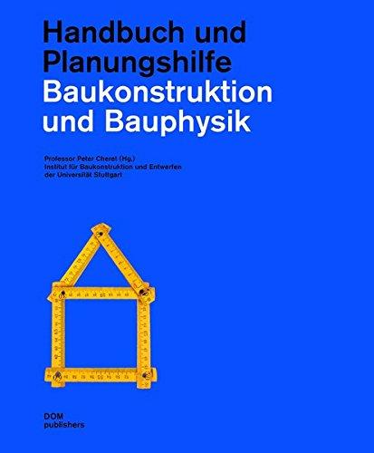 Baukonstruktion und Bauphysik: Peter Cheret