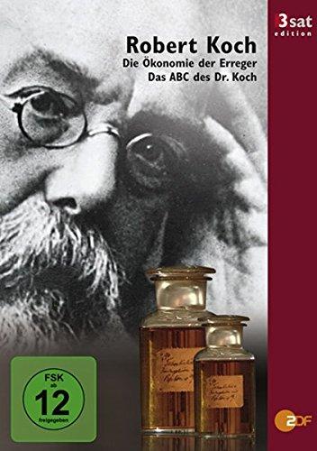 9783869230092: Robert Koch: Die Ökonomie der Erreger + Das ABC des Dr. Koch: Die Ökonomie der Erreger + Das ABC des Dr. Koch [Alemania] [DVD]