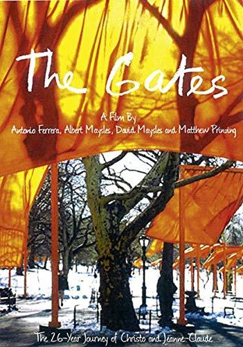 Christo & Jeanne Claude The Gates / Regie von David Maysles; Regie von Albert Maysles; Regie von Antonio Ferrera - David (Mitwirkender)Maysles, Albert (Mitwirkender)Ferrera, Antonio (Mitwirkender) Maysles