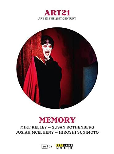 9783869231280: Art in the 21st Century - art:21//Memory [Reino Unido] [DVD]