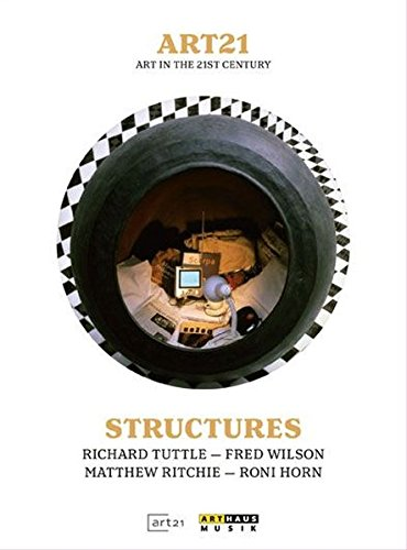9783869231297: Art 21 - Art In The 21st Century: Structures [DVD] [Import anglais]