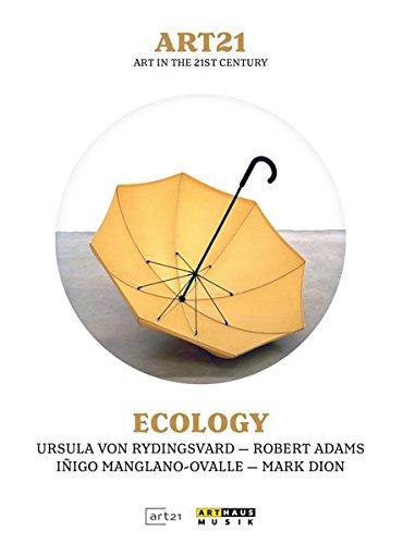 9783869231327: Art21 - Art in the 21st Century: Ecology [Reino Unido] [DVD]