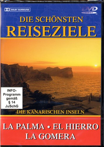 9783869250175: La Palma / La Gomera / El Hierro: Die sch�nsten Reiseziele [Alemania] [DVD]