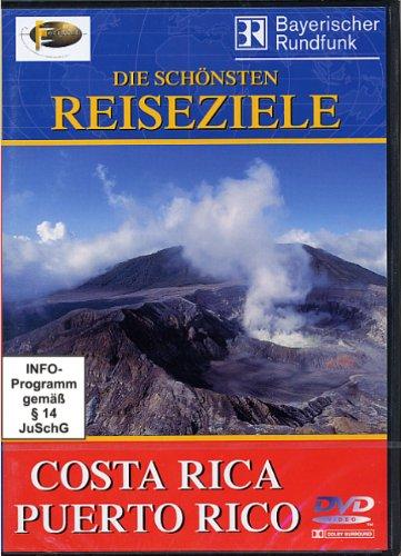 9783869250410: Costa Rica / Puerto Rico: Die schönsten Reiseziele [Alemania] [DVD]