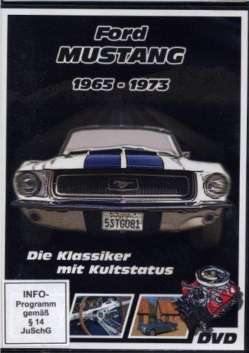9783869250786: Ford Mustang 1965 - 1973: Die Klassiker mit Kultstatus [Alemania] [DVD]