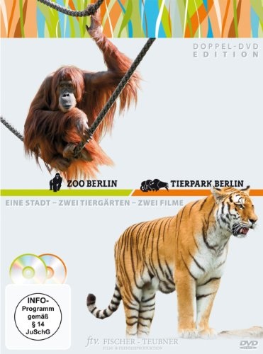 9783869251417: Zoo Berlin - Tierpark Berlin: Eine Stadt zwei Tiergärten [Alemania] [DVD]