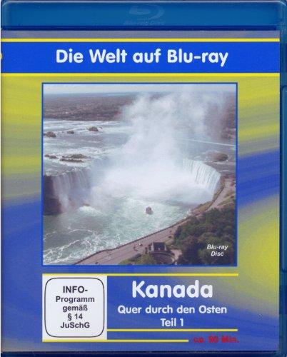 9783869252018: Kanada - Quer durch den Osten - Teil 1 [Alemania] [Blu-ray]