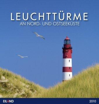 9783869260211: Leuchttürme 2010. Postkartenkalender: An Nord- und Ostseeküste