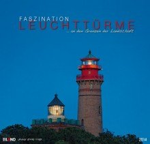 9783869262390: Faszination Leuchtt�rme 2014...an den Grenzen der Landschaft