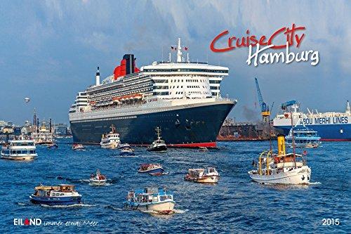 9783869263274: Cruise City Hamburg 2015: Querformatkalender