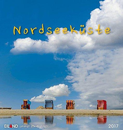 9783869264349: Nordseeküste 2017 Postkarten-Kalender: Mit 13 Farbpostkarten
