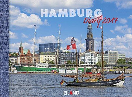 9783869264622: Hamburg EILAND-Diary 2017: Terminkalender