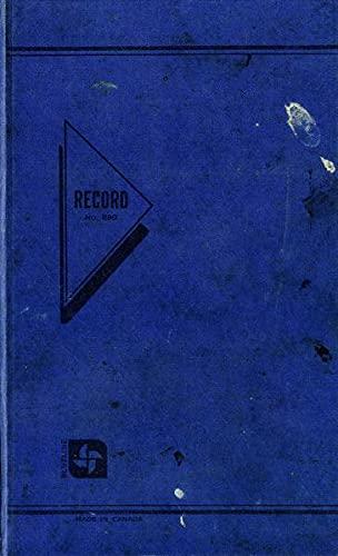 9783869300511: June Leaf: Record 1974, 1975 Mabou Coal Mines