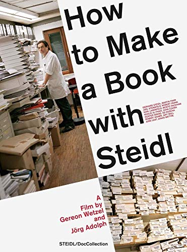 9783869301198: How to Make a Book with Steidl