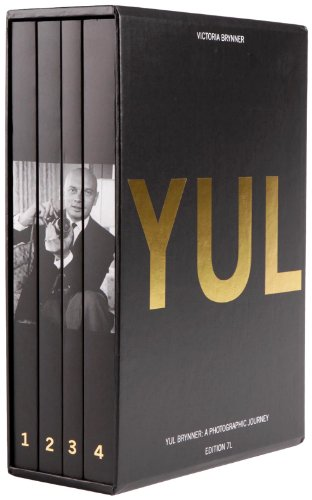 9783869301310: Yul Brynner: A Photographic Journey