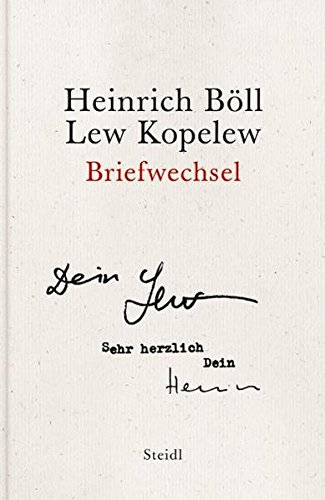 9783869303635: Heinrich Böll - Lew Kopelew