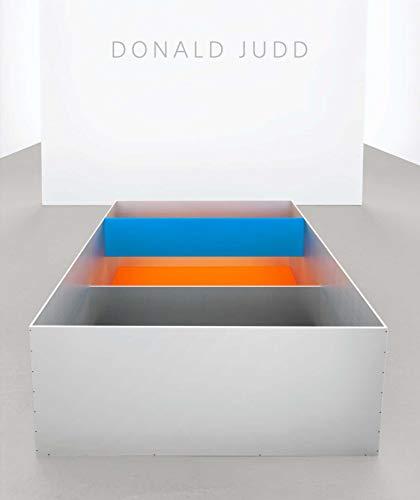 Donald Judd: Donald Judd