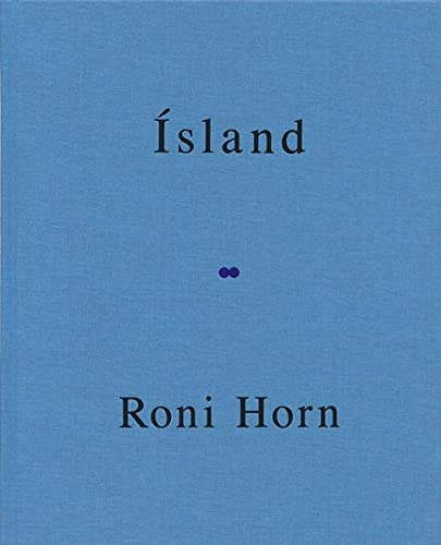 9783869304298: Roni Horn: Haraldsdottir Part Two, Limited Edition