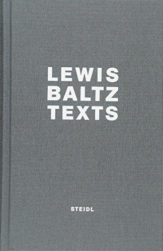 Lewis Baltz: Texts: Lewis Baltz, Matthew