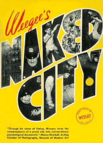 9783869304380: Weegee: Naked City