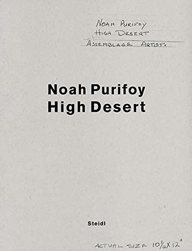 Noah Purifoy: Purifoy, Noah